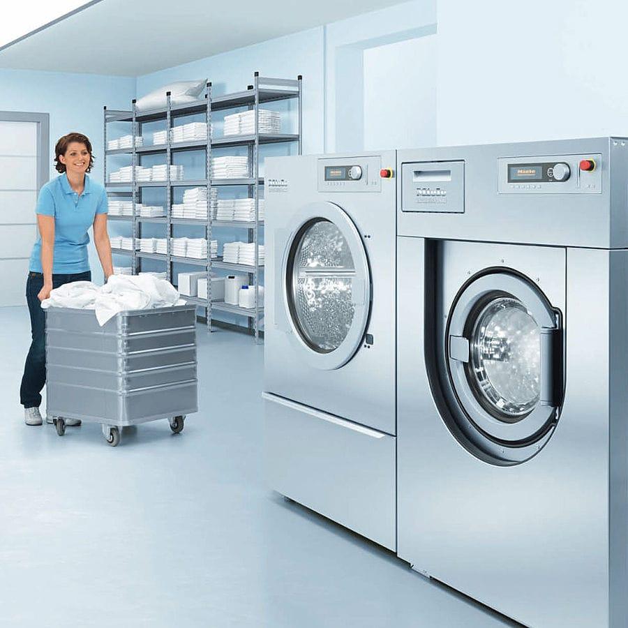 Tại sao nên sử dụng dịch vụ giặt là công nghiệp của Vesinhhoanmy?