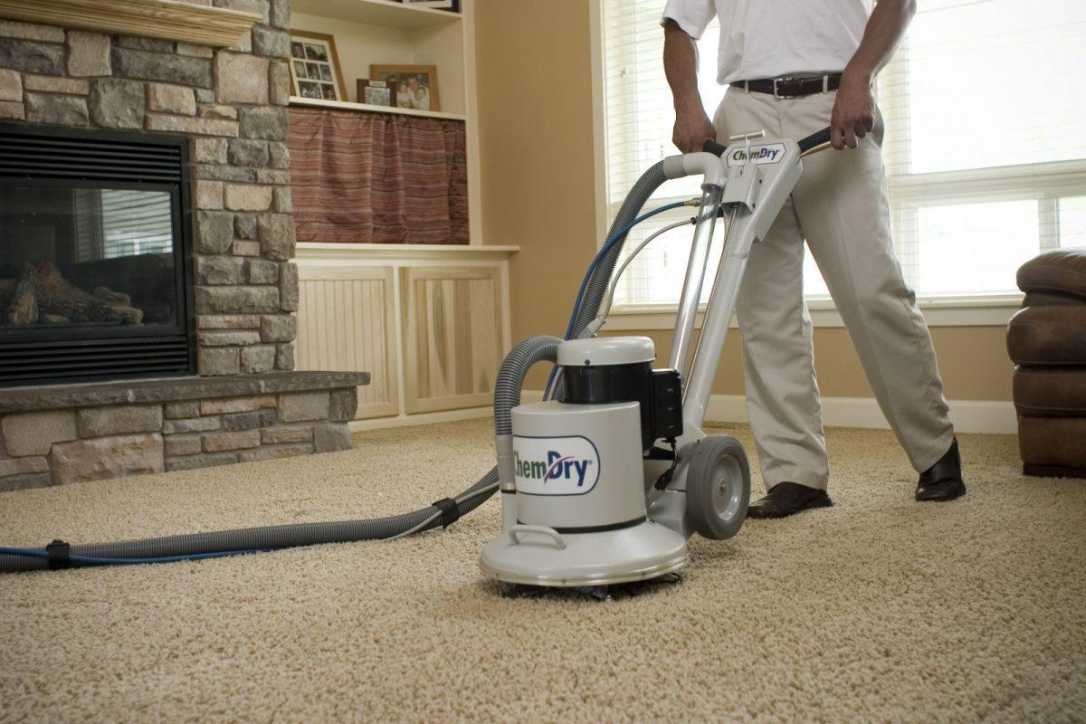 Phương pháp giặt thảm Dry powder method