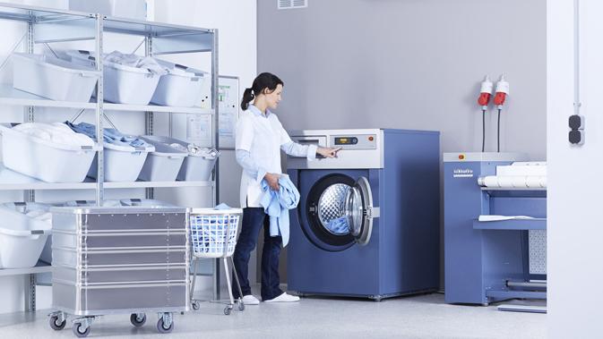 Dịch vụ giặt là công nghiệp là gì?