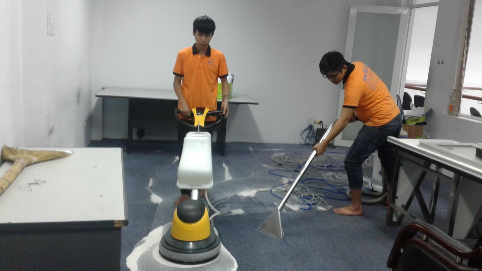 Tìm hiểu chung về dịch vụ giặt thảm tại nhà
